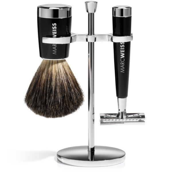 SAFETY RAZOR SET Black